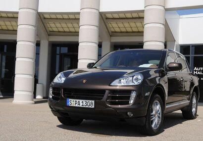 Porsche ha creado su primera SUV diesel.