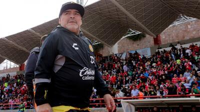 Primero fue Hugo Sánchez, ahora Maradona se ofrece para el Real Madrid