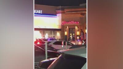 En video: Así fueron los momentos de angustia tras un tiroteo en un centro comercial de Illinois