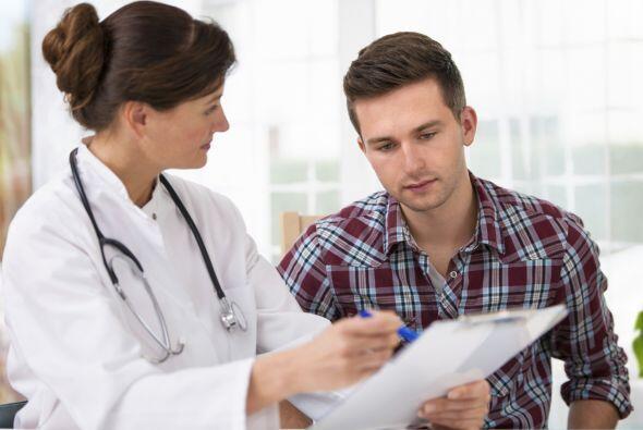 No existe algún examen de salud que identifica todas las enfermedades. H...