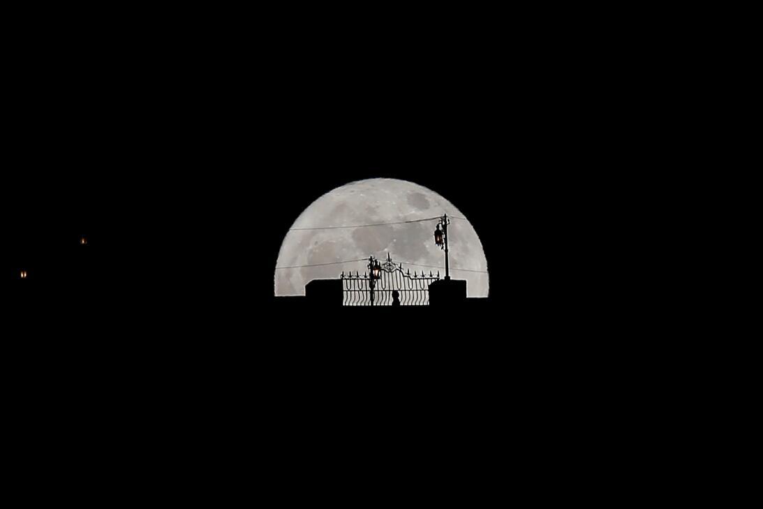 Super luna 2017