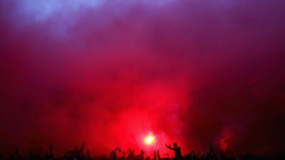 Las calles de Liverpool se visten con la fiesta de las semifinales de Champions