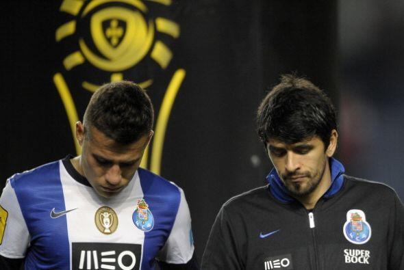 El Oporto se tuvo que conformar con els egundo lugar.