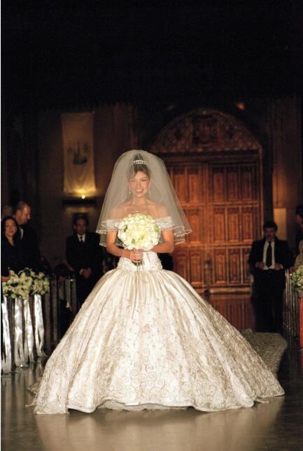 Thalía boda