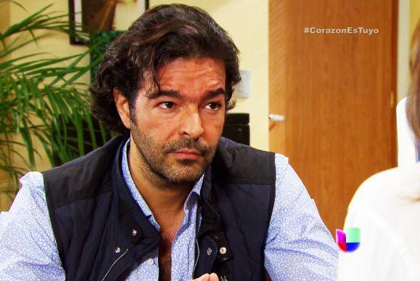Tú sólo nos das buenas noticias Diego, ahora quieres encontrar a la mamá...