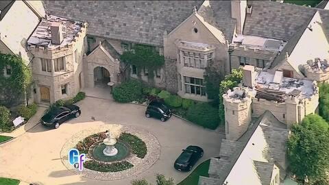 La mansión Playboy no logró venderse