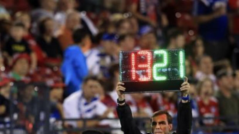 Michael Barrios -FC Dallas. El colombiano jugó 7 partidos con los Toros...