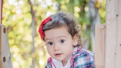 Dos años de sonrisas y mucho amor: Alana, la hija de Satcha Pretto, está de cumpleaños (fotos)