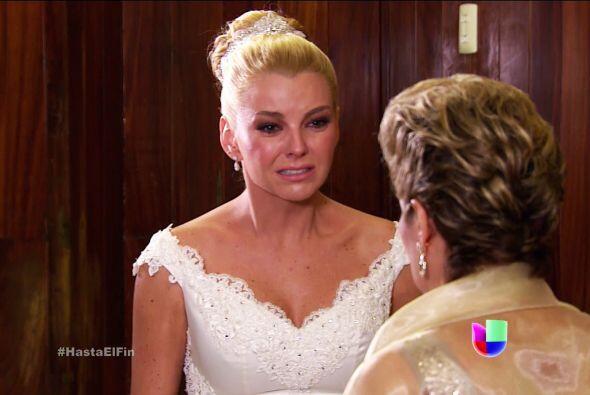 Ahora ya sabes la verdad Sofía, ¡Octavio Ripoll no es tu padre! Tu madre...