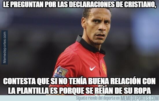 Los memes de la jornada se los llevaron Cristiano Ronaldo, quien anotó e...
