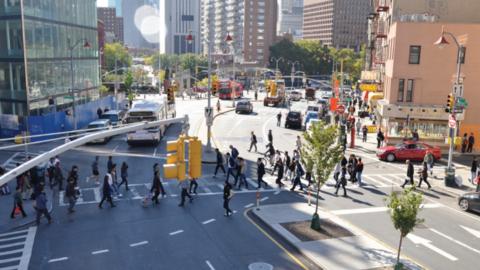 El diseño puede hacer calles más seguras, pero a veces &ea...