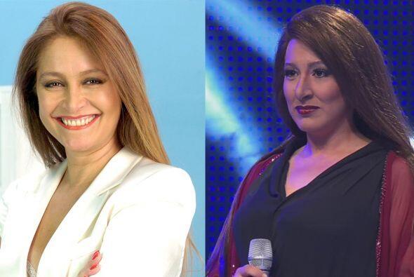 Jennifer García podría pasar por hija de Daniela Romo, ¿no crees?