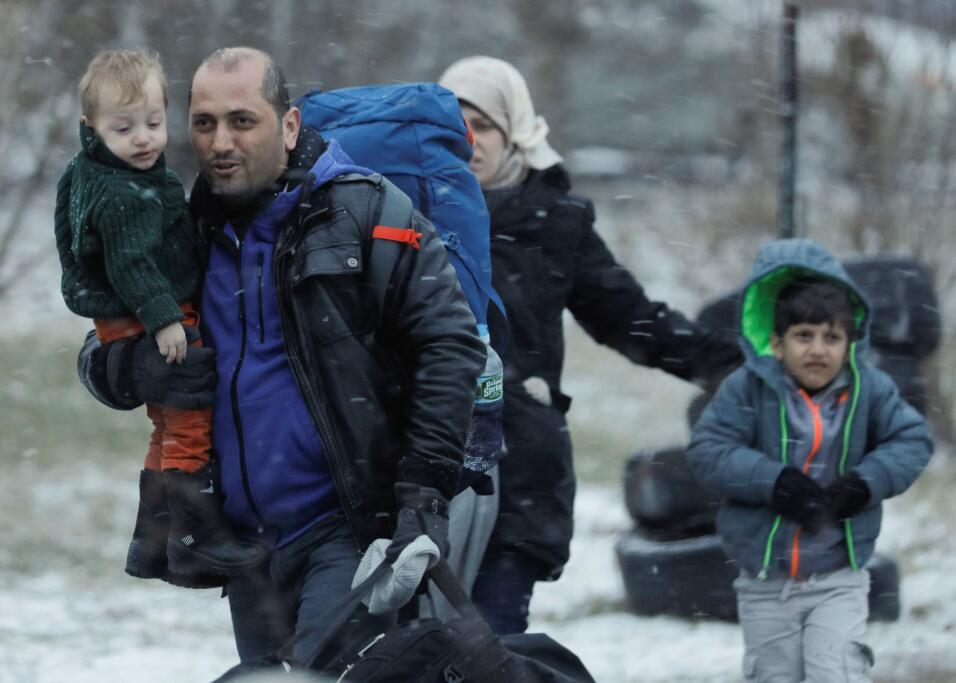 Refugiados Canadá