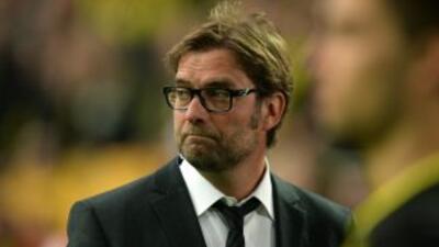 El entrenador del Dortmund espera que su equipo no pierda la concentraci...