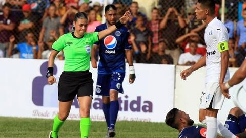 Melissa Pastrana hizo historia en Honduras