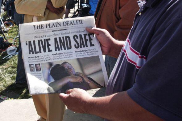 Días después, el 12 de junio de 2013, Ariel Castro se declaró no culpabl...