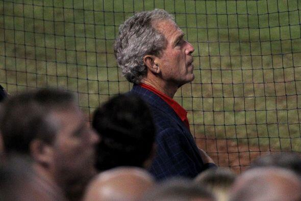 El ex presidente de los Estaod Unidos, George Bush, es un gran fan de lo...