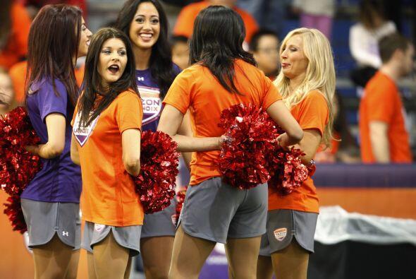 Las porristas de los Arizona Cardinals generaron suspiros a todos los as...