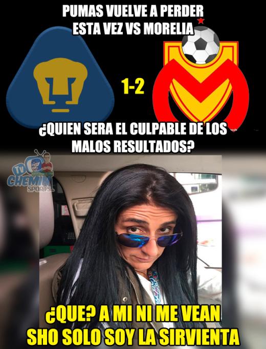 El debut de Honda, la derrota de Pumas y más memes de la jornada 6 de la...