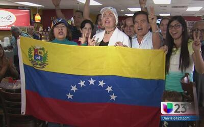 Esperanzados los exiliados venezolanos en Miami por nueva AN