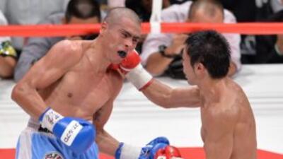 Akira Yaegashi fue muy rápido para Blanquet.