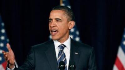 """El presidente Barack Obamafirmará la """"Ley para la Prevención del Contra..."""