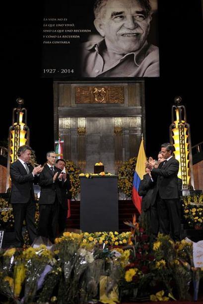 Gabriel García Márquez nació el 6 de marzo de 1927 en Aracataca, Colombia.
