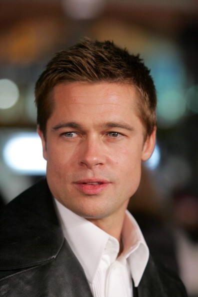 ¡Brad Pitt es el sueño hecho realidad de todas las mujeres!...