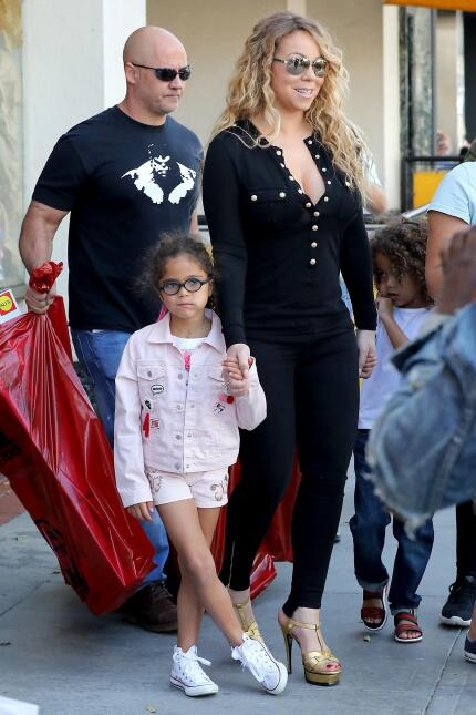 Shakira, Jessica Biel, Mariah Carey en familia: así es la vida cotidiana...