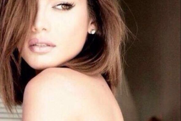 Por donde vean a esta mujer, está bellísima, ¿no les parece?