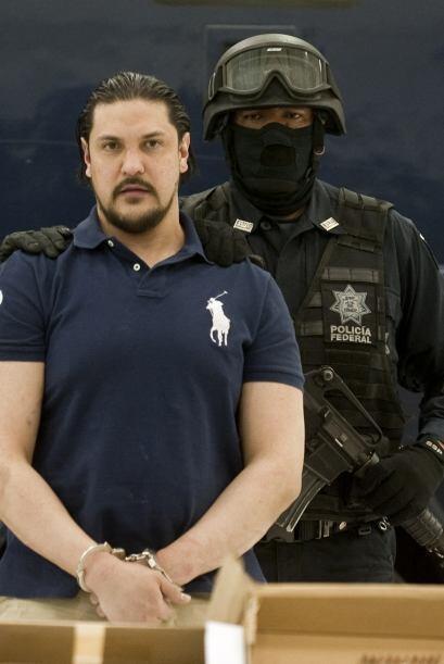 La Procuraduría General de la República (PGR) detalló que Balderas, alia...