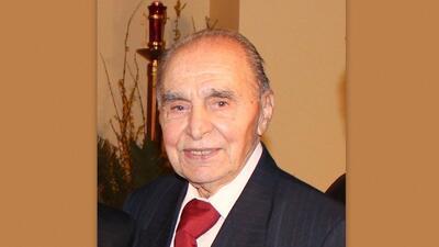 Vito Perillo, de 93 años, ganó la alcaldía de Tinton Falls.