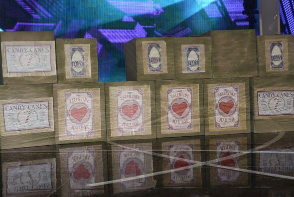 Poco a poco se llenaban de las cajas de los Boxtrolls.