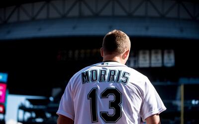 Jordan Morris Seattle Mariners