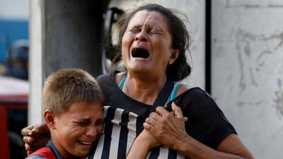 Al menos 68 muertos durante un incendio ocurrido en una prisión de Venezuela