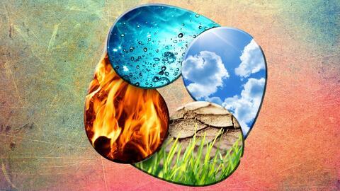 Elementos zodiacales