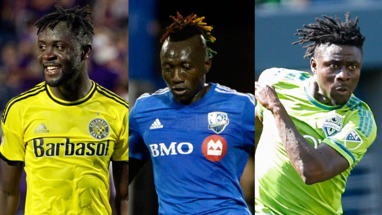 Top 10 de goleadores africanos en la MLS