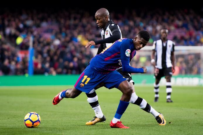 En fotos: Messi comanda la fiesta del Barcelona gettyimages-902238870.jpg
