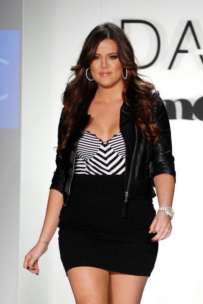 Su hermana menor, Khloé Kardashian, también ha sufrido por culpa de la b...