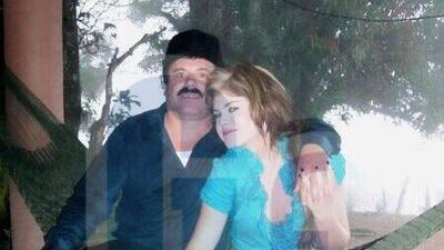 Estas son las imágenes nunca antes vistas de la novia secreta de 'El Chapo' Guzmán