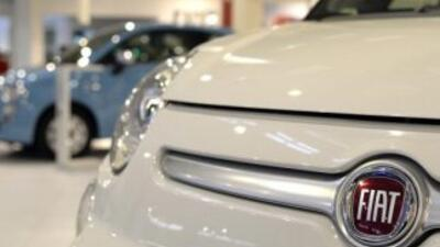 El fabricante de automóviles Fiat cambia de nombre y se llamará a partir...