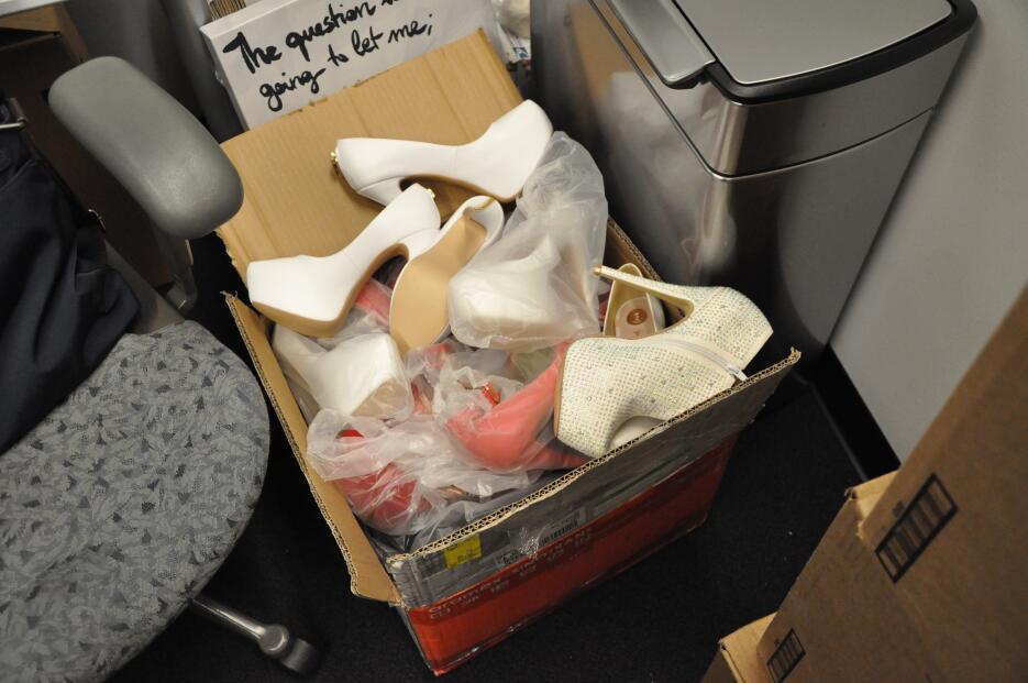 La empresa experimentó con la venta de zapatos online, pero por ahora és...