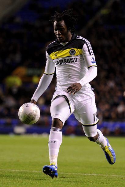 Y precisamente del Chelsea quiere salir un jugador que este mismo año ll...