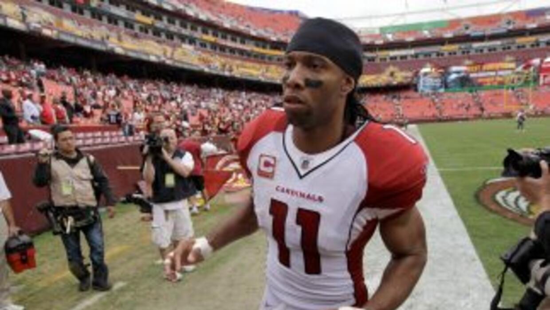 Estrellas de la NFL: Larry Fitzgerald