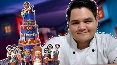 Sorprendentes pasteles que cobran vida gracias a un repostero venezolano