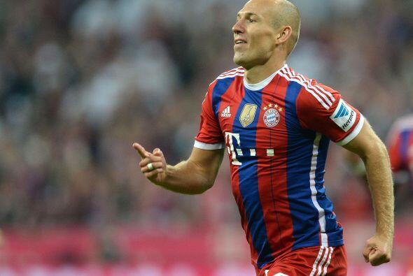 Pese a ser un grupo muy duro, todo parece indicar que el Bayern Munich d...
