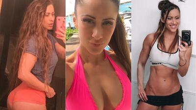 Anais Zanotti, la exmodelo de Playboy que es ejemplo deportivo de la selección de Francia