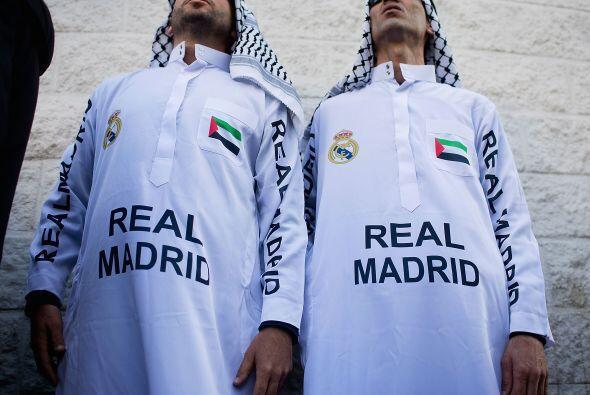 La fiesta previa al 'derby' Madrid-Barça