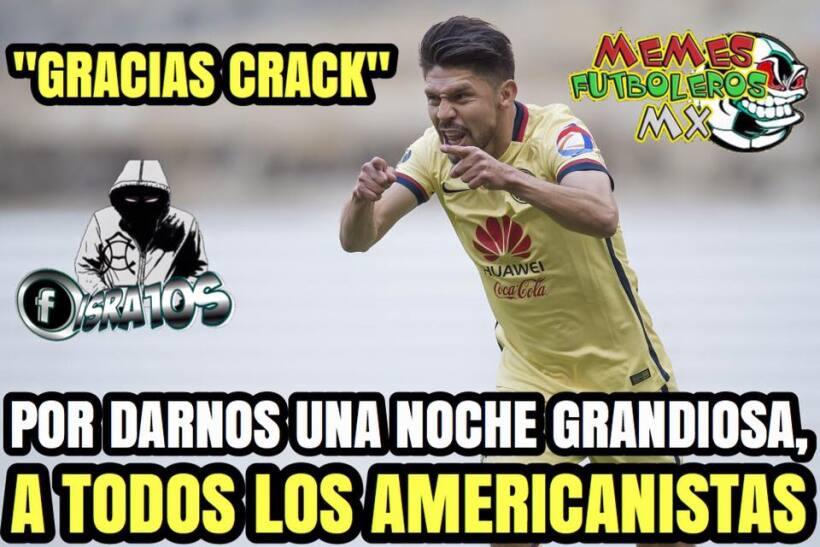 Los memes del triunfo de América y Chivas, pero las burlas se las...