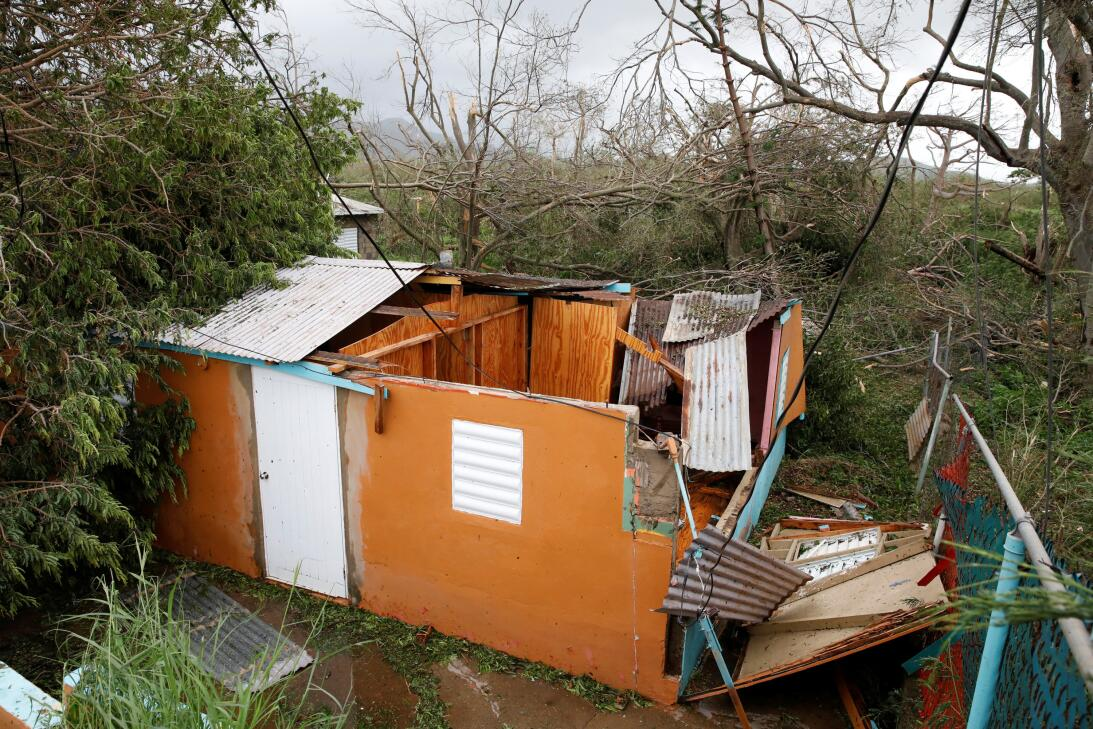 In photos: This is what Hurricane María left behind in Puerto Rico 2017-...